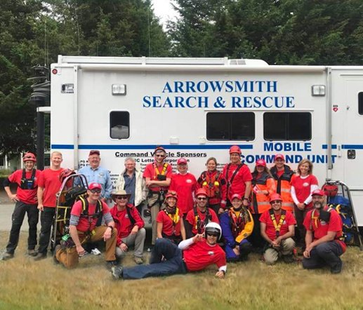 Search training for new members