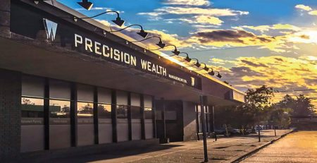 Precision Wealth Management streetview