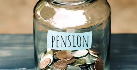 Pension income splitting