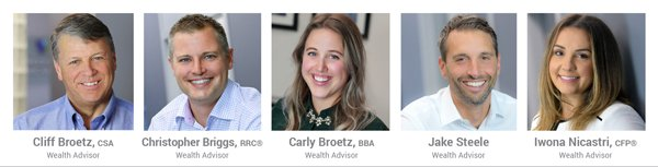 Precision Wealth Advisory Team